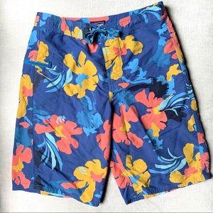 Patagonia Wavefarer Swim Trunks Boys Board-Shorts